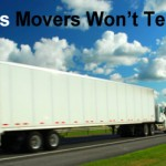 10 things movers won't tell you