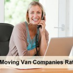 Best moving van companies ratings