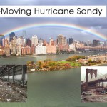 moving hurricane sandy