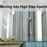 Moving into high rise