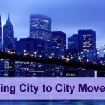 Find city to city movers