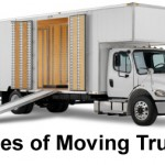 Moving trucks types