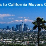 Texas to California movers guide