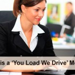 You load we drive moving company