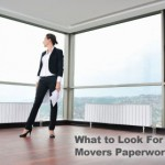 Movers Paperwork