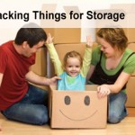 Tips on packing for storage