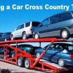 Across country car move