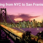 Moving from NYC to San Fran