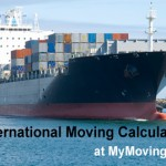 International moving cost calculator