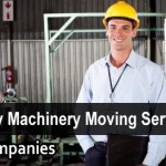 Large machinery movers