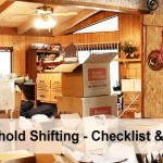 Shifting a household