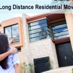Cross country residential movers