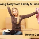 Dealing with moving away from your home