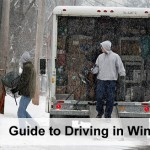 Driving in winter tips