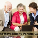 How to move elderly parents to your home