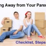 Move out of parents&#039; home