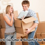 Ways to declutter your house