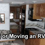 Camper van moving companies