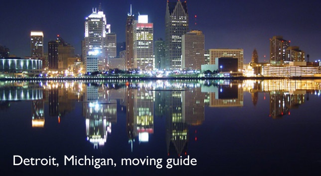 Detroit moving guide