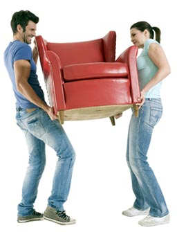 Nationwide furniture movers