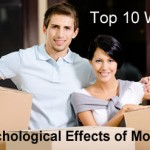 Psychological impact of moving