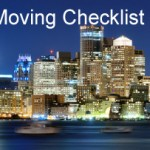 Condo moving checklist