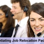 Job relocation package