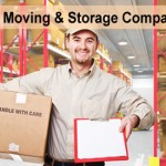 Movers offering storage