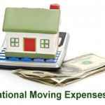 Country to country moving expenses