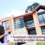 Buying a home questions