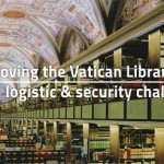 Moving the Vatican Library