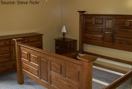 How to pack furniture for shipping for Furniture that can be disassembled