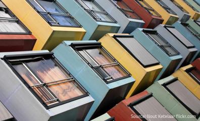 Apartment complex relocation
