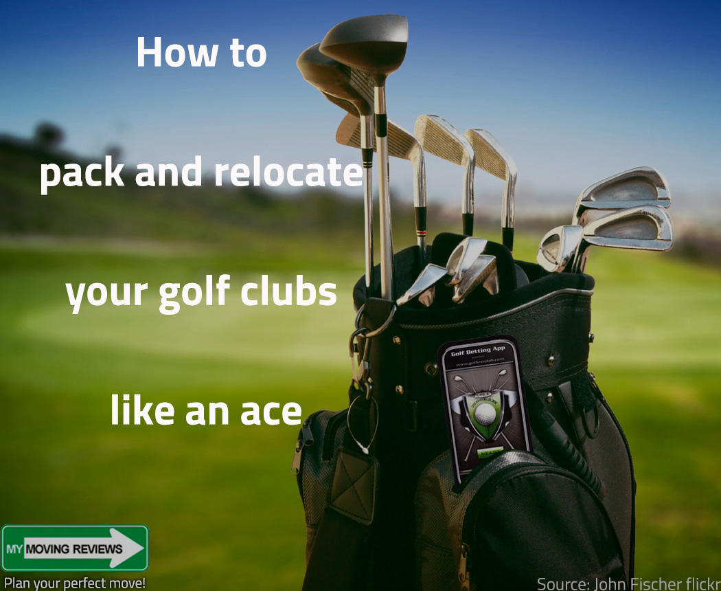 how to pack and relocate your golf clubs like an ace. Black Bedroom Furniture Sets. Home Design Ideas