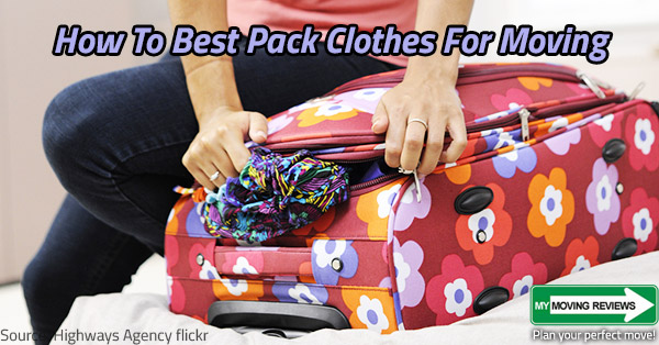 how to best pack clothes for moving complete packing guide with tips. Black Bedroom Furniture Sets. Home Design Ideas