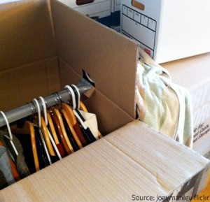 How To Best Pack Clothes For Moving: Complete Packing ...