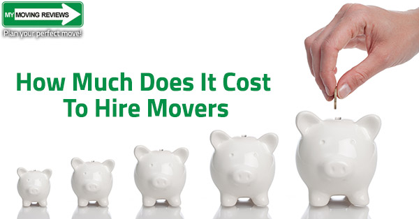 How Much Do Movers Cost For A 1 Bedroom Apartment 28 Images How Much Does A One Bedroom