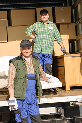 Experienced cross country movers
