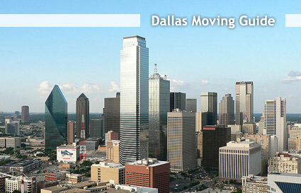 Dallas moving guide