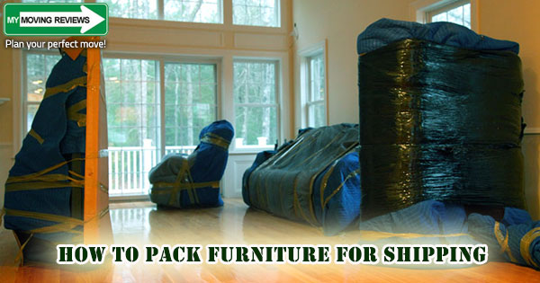 The Best Way To Pack Furniture For Shipping