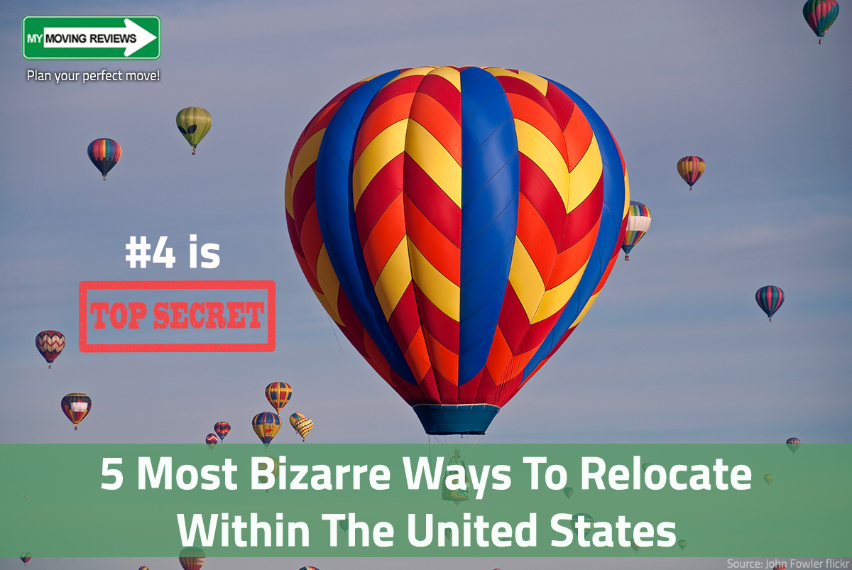Top 5 Bizarre Ways To Move Across The Country-5085