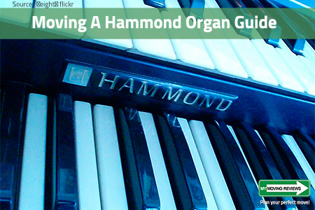 How To Move A Hammond Organ And Find The Best Piano And Organ Movers