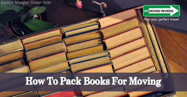 how to pack books for moving complete step by step guide. Black Bedroom Furniture Sets. Home Design Ideas