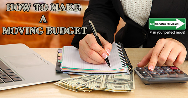 How To Make A Moving Budget: Moving Budget Checklist