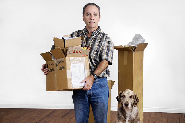 Show that you care for the environment by properly recycling the packing materials you no longer need.