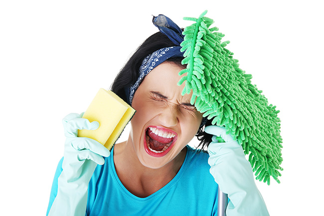 However tedious or unpleasant it may look and sound, cleaning your new house is something that has to be done at all costs