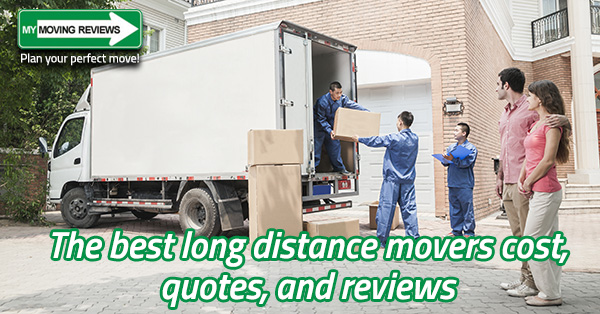 best moving companies the best distance movers cost quotes and reviews 12189