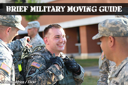 Brief Military Moving Guide: Best Military Movers