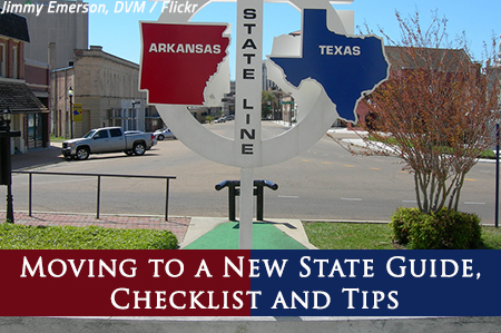 Moving To A New State Guide Checklist Tips