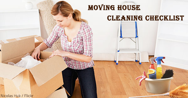 The Ultimate Moving House Cleaning Checklist